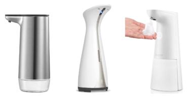 【コロナに有効な手洗いを】自動ハンドソープディスペンサーおすすめ5選|ニーズ別比較