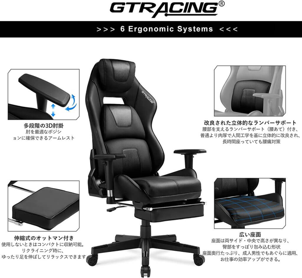 GT666_機能